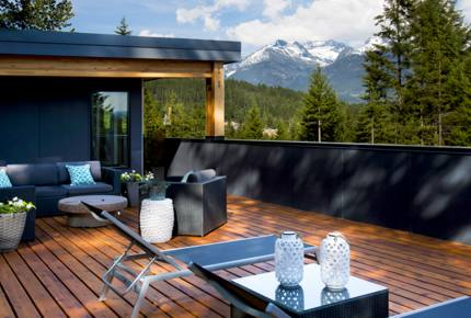 Mountain View Whistler Luxury