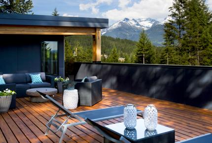 Mountain View Whistler Luxury