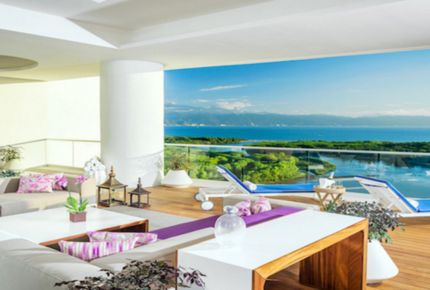 Vidanta Nuevo Vallarta - Grand Luxxe 4 Bedroom Residence
