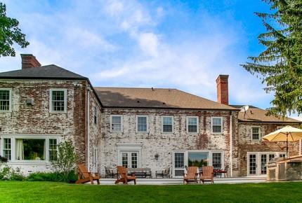 Irish Country Estate In The Berkshires