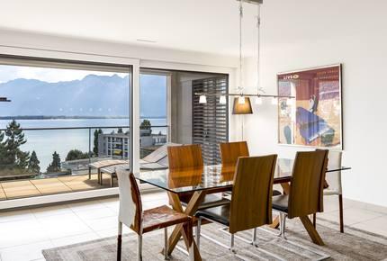 National Montreux Residence on Lake Geneva