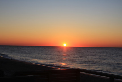 Sunrise Sunset - Fire Island, New York