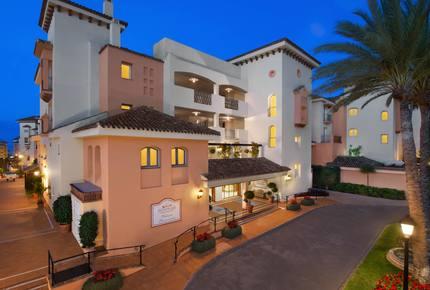 Marriott Marbella Beach Club Luxury Apartment