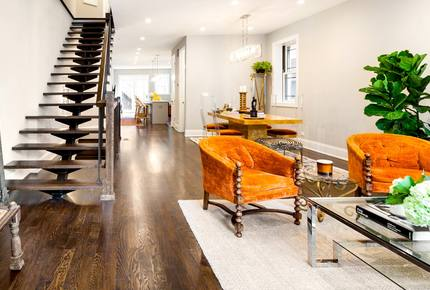 Hot Home in Wicker Park - Chicago, Illinois