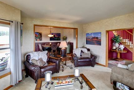 Mountain Vista Retreat in Colorado Springs