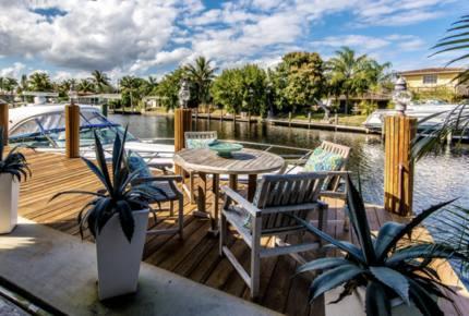 Blue Marlin Waterfront Home - Pompano Beach, Florida