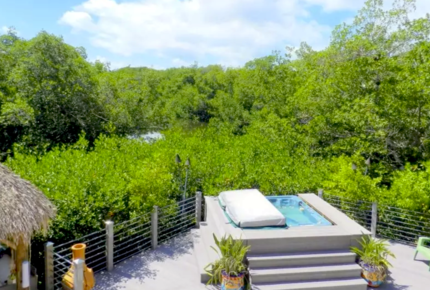 Canal Front Key Largo Home
