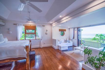 Ocean Front Caribbean Sea Villa - Brown Shuggah (Ocho Rios)
