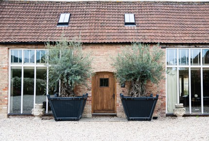 Gloucestershire Barn House