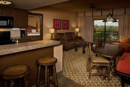 Disney's Animal Kingdom Villas - Kidani Village Two-Bedroom