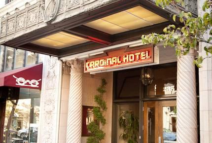 The Cardinal Hotel (HS) - Palo Alto, California