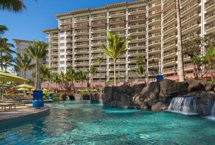 HYATT RESIDENCE CLUB KAANAPALI BEACH - Lahaina, Maui, Hawaii