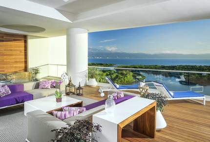 The Residences at Grand Luxxe Four Bedroom at Vidanta Nuevo Vallarta