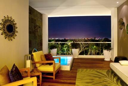 Grand Luxxe Presidential Three Bedroom at Vidanta Nuevo Vallarta