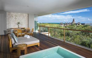Grand Luxxe Three Bedroom Spa Suite at Vidanta Riviera Maya - Playa del Carmen, Mexico