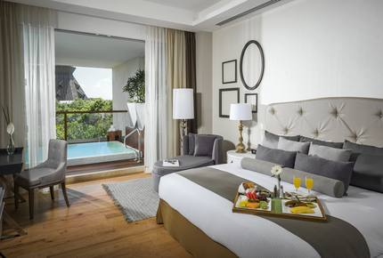 Grand Luxxe Three Bedroom Spa Suite at Vidanta Riviera Maya