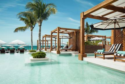 Grand Luxxe Residence Two Bedroom Loft at Vidanta Riviera Maya