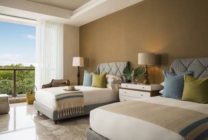 Grand Luxxe Residence Three Bedroom Loft at Vidanta Riviera Maya