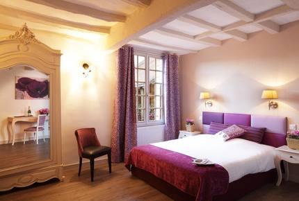 Hostellerie La Croix Blanche (HS)