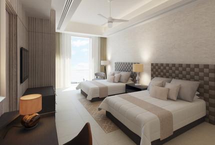 Grand Luxxe Two Bedroom Spa Suite at Vidanta Nuevo Vallarta