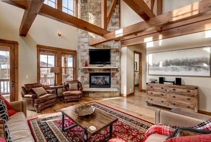 Luxury Villa at the Porches - Steamboat Springs, Colorado