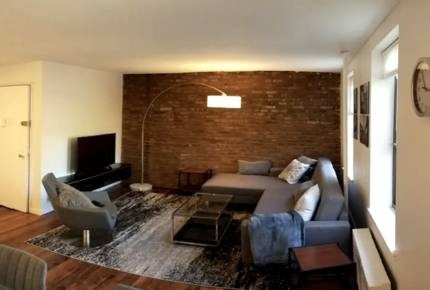 Boerum Hill Spacious Two-Bedroom Apartment
