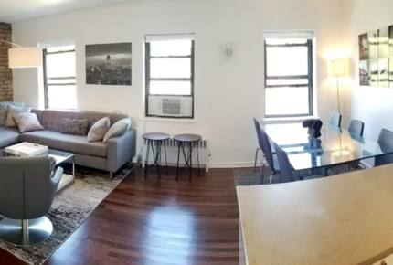 Bright and Spacious Boreum Hill Two-Bedroom Apartment