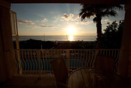 La Plage Beach Villa on Anna Maria Island