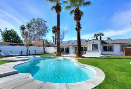 Serene Palm Desert Hideaway