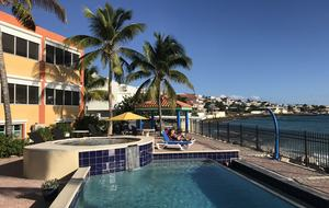 Pelican Key, Sint Maarten (Dutch part)