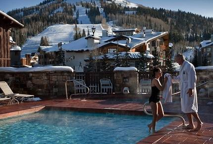 6-night stay in 3 Bedroom at The Residences at The Chateaux - Deer Valley, Utah