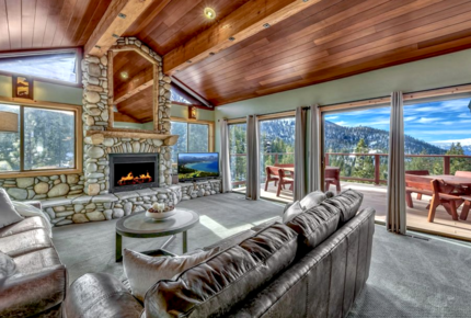 Heavenly Ski Lodge with Lake Tahoe Views