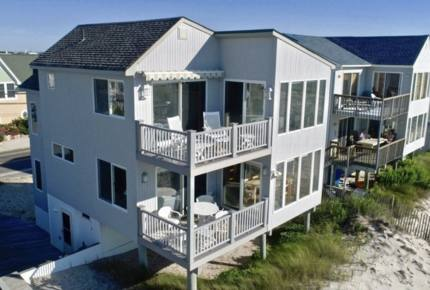 LBI Oceanfront Beach House - Brant beach, New Jersey