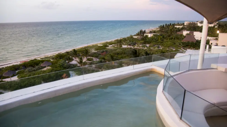 Coral Blu Beachfront Penthouse | Progreso, Mexico | THIRDHOME
