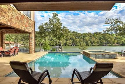 ABOVE - Lake Austin Elite Estate