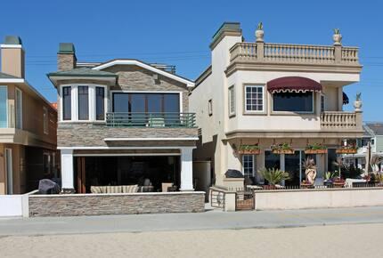 Orange County Beach House