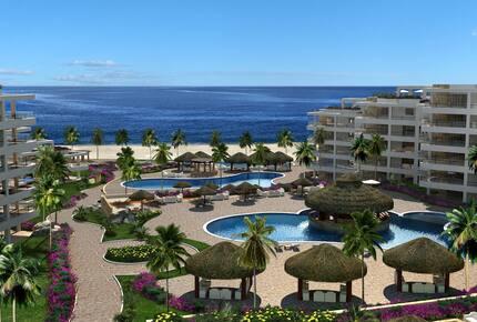 Diamante Ocean Club Residences - One Bedroom Opal Residence - Baja California Sur, Mexico