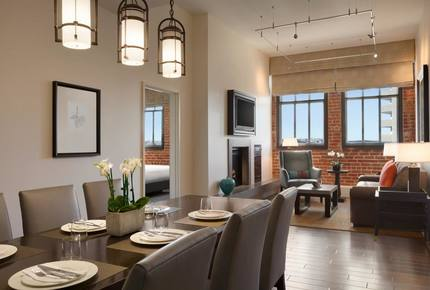 Fairmont Heritage Place Ghirardelli Square - Two-Bedroom Residence