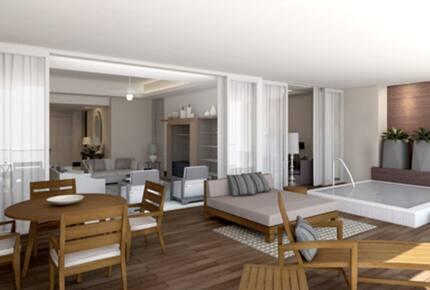 Vidanta Grand Luxxe Nuevo Vallarta Spa Suite
