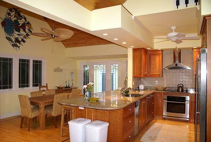 Steps from Beach with Guest House - Captiva, Florida