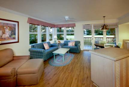 Disney's Old Key West - Two-Bedroom Villa
