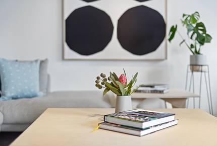 Modern Queensbridge Residence - Southbank, Melbourne, Australia