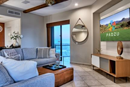 Lux Las Palomas Resort - Three-Bedroom Residence
