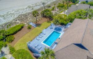Hilton Head Grand Beachfront Estate - Hilton Head, South Carolina