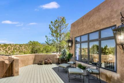 Casa Del Este - Santa Fe, New Mexico