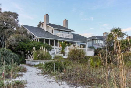 Oceanfront Hilton Head Home in Palmetto Dunes