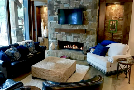 Lahontan Lodge Luxury