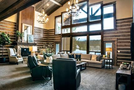 Erikson's Yellowstone Cabin