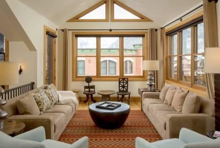 Pine Penthouse