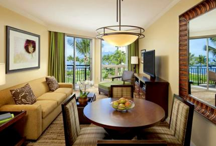 The Westin Ka'anapali Ocean Resort Villas North - Two-Bedroom Villa - Lahaina, Maui, Hawaii
